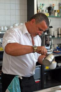 Vincenzo Bova, Espresso Italiano Champion Liguria 2014