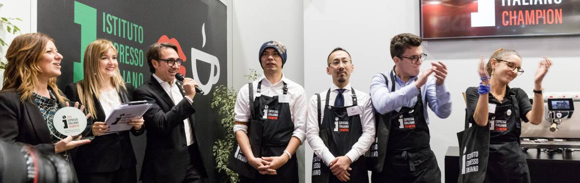 Espresso Italiano Champion 2019: the Final
